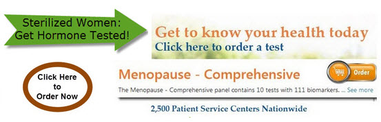 Click here to Order Hormone Testing!